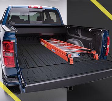 truck bedliner installation
