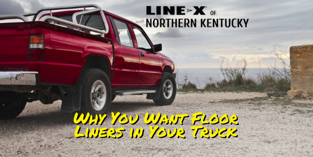 Why You Want Floor Liners in Your Truck